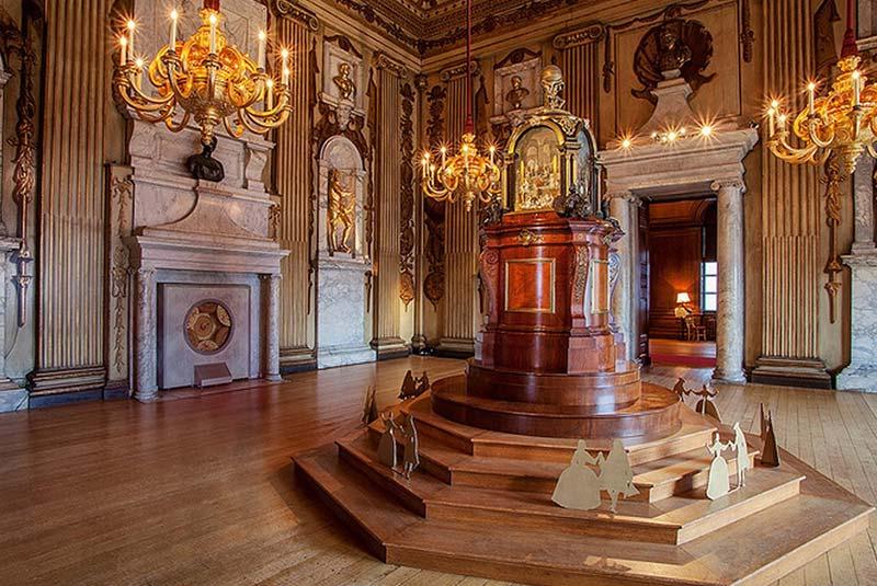 کاخ کنزینگتون در لندن