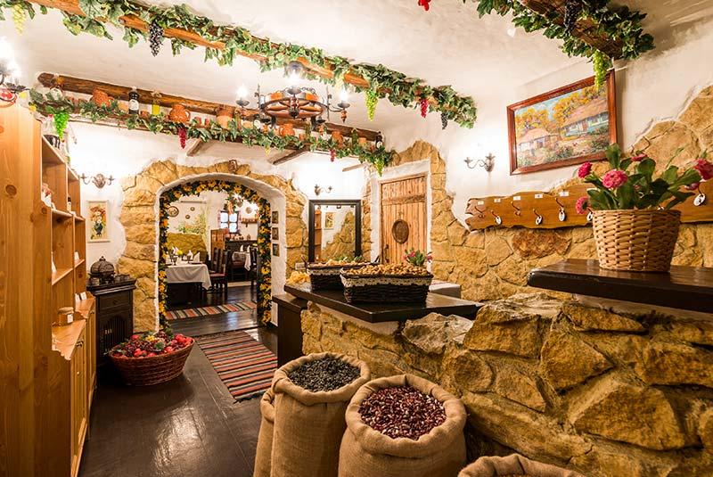 رستوران های ارزان مسکو