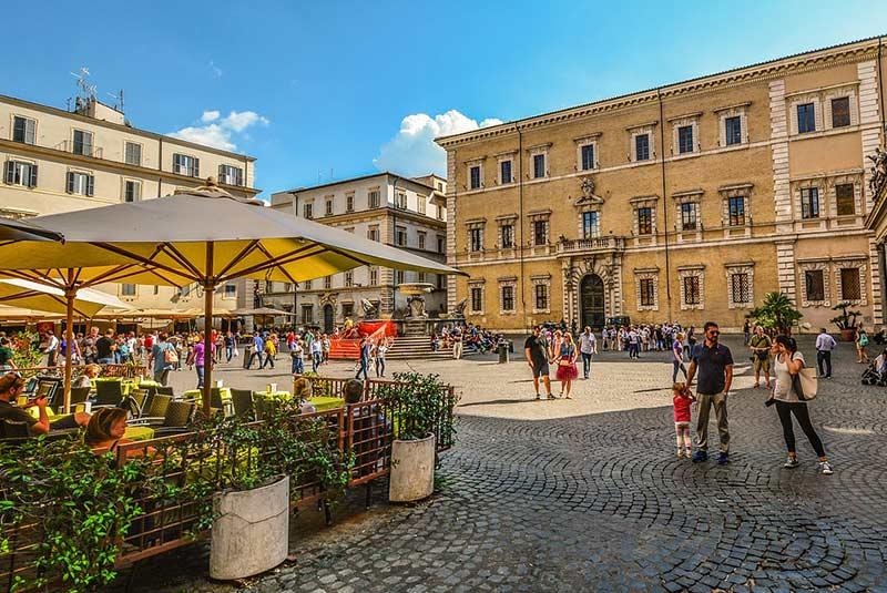 محله تراستوره در رم