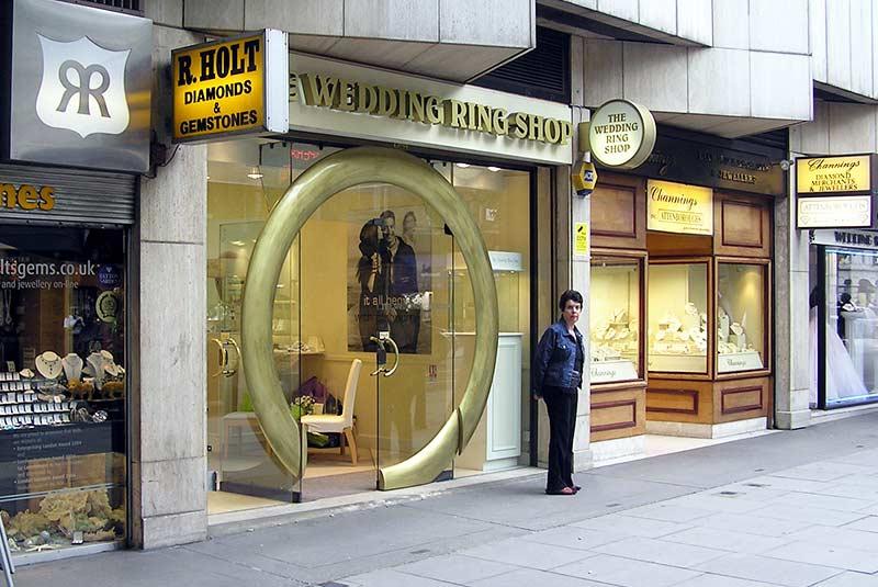 مراکز خرید لندن