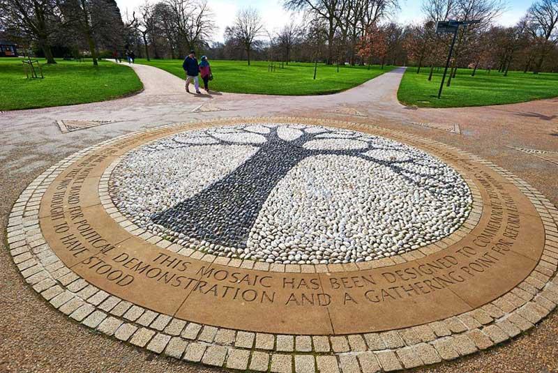 هاید پارک لندن