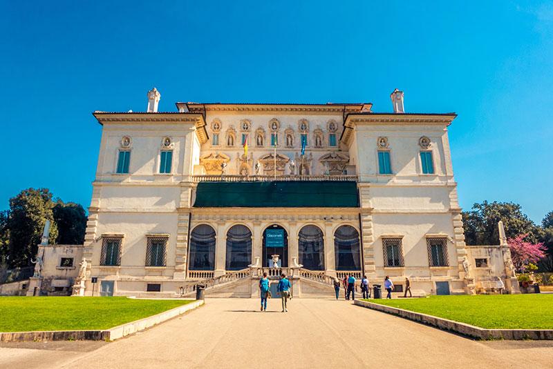 گالری بورگزه در رم