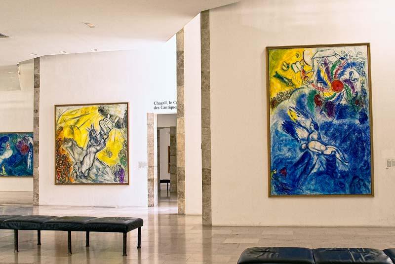 موزه شاگال در نیس فرانسه