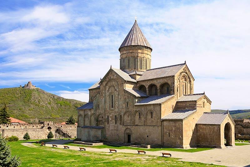کلیسای متخی در تفلیس