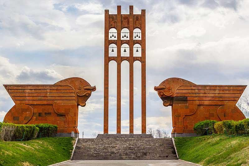 یادمان سردارآباد در ایروان