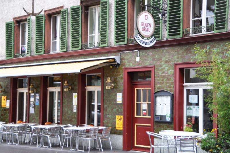 بهترین رستوران های اینترلاکن