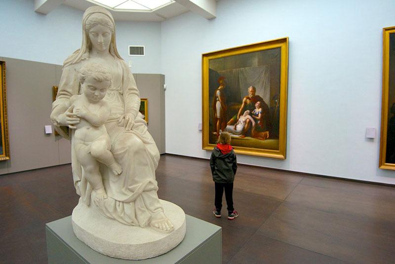 موزه خرونینگه در شهر بروژ بلژیک