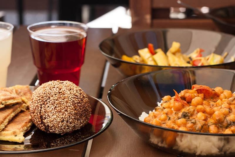 بهترین رستوران های گیاهی مسکو