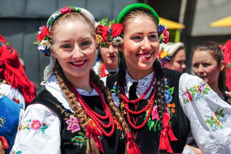 آداب و رسوم مردم لهستان