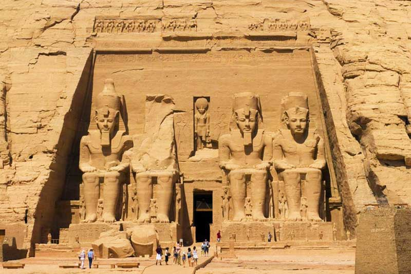دره پادشاهان، مصر