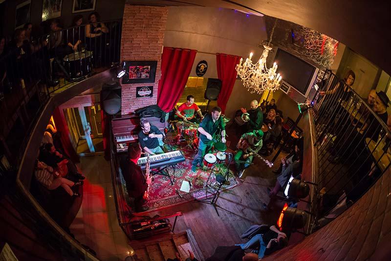 کلوب جاز شاپکو در نیس فرانسه