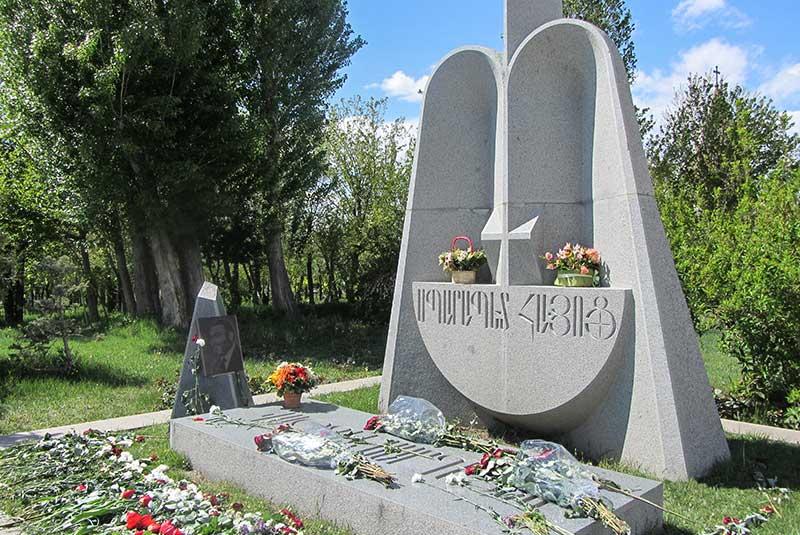 قبرستان یرابلور در ایروان