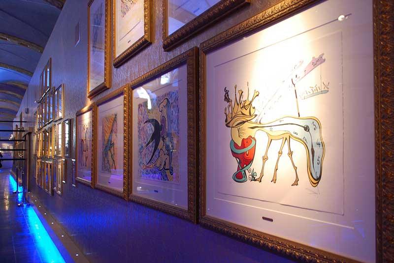 موزه-گالری ایکسپو: سادوادور دالی در شهر بروژ بلژیک