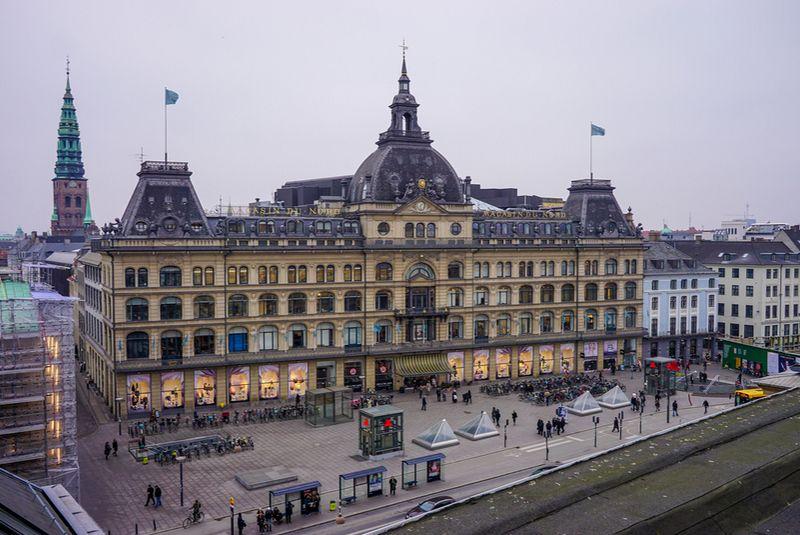 سوغاتی کپنهاگ دانمارک