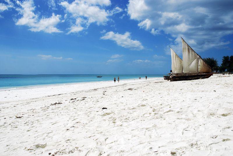 ساحل نونگویی زنگبار