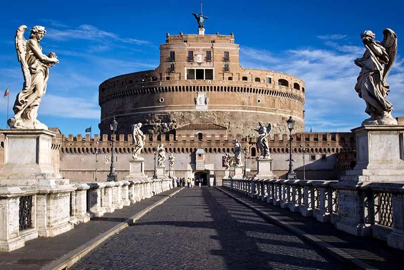 قلعه سنت آنجلو رم