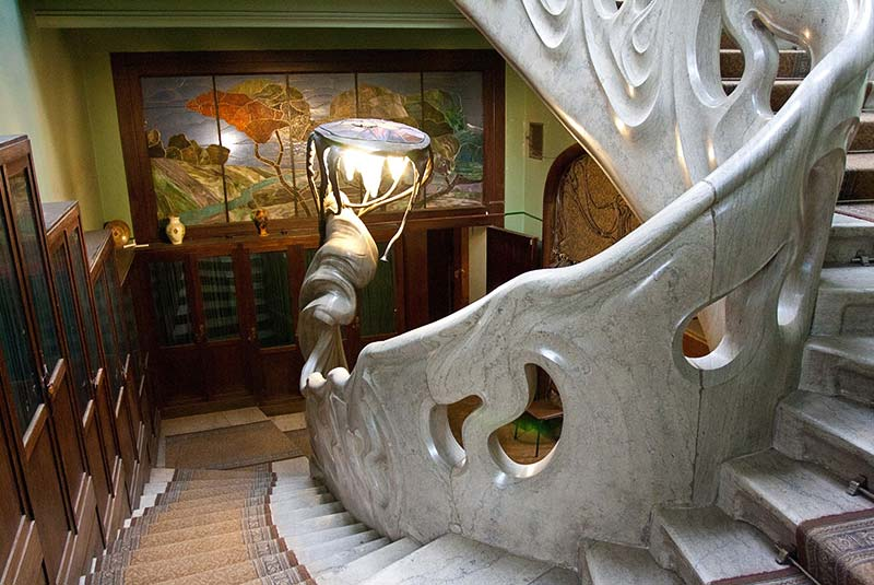 موزه گورکی مسکو