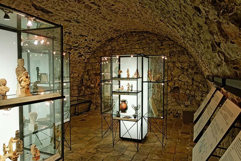 موزه دو لا کستر در شهر کن