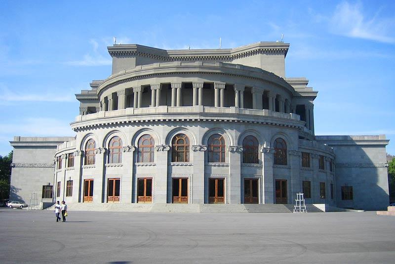 تئاتر اپرای ایروان