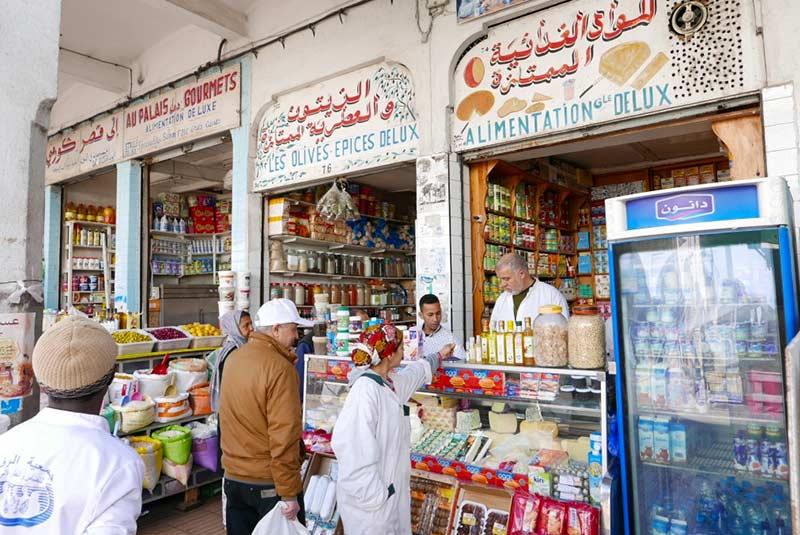 بازار قدیمی کازابلانکا