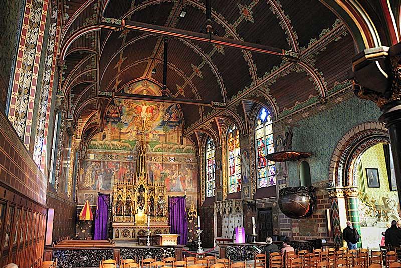 کلیسای خون مقدس بروژ