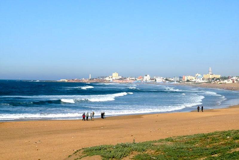 ساحل کورنیش کازابلانکا