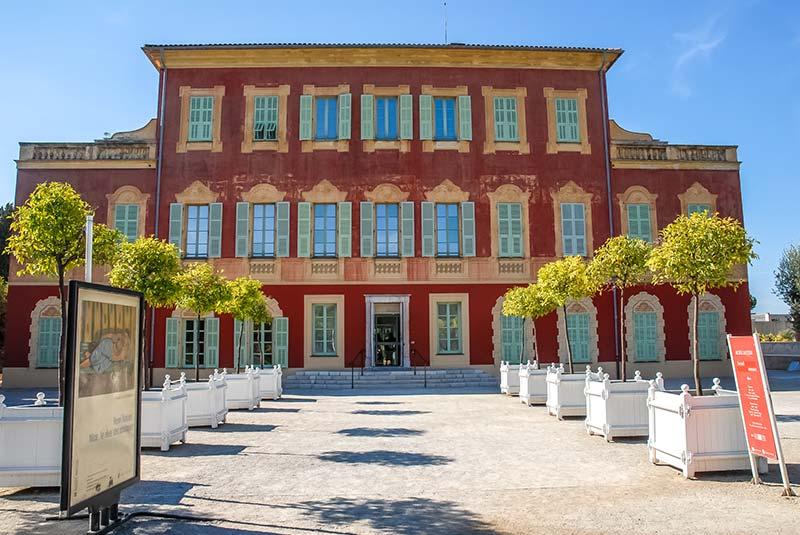 موزه ماتیس در نیس فرانسه