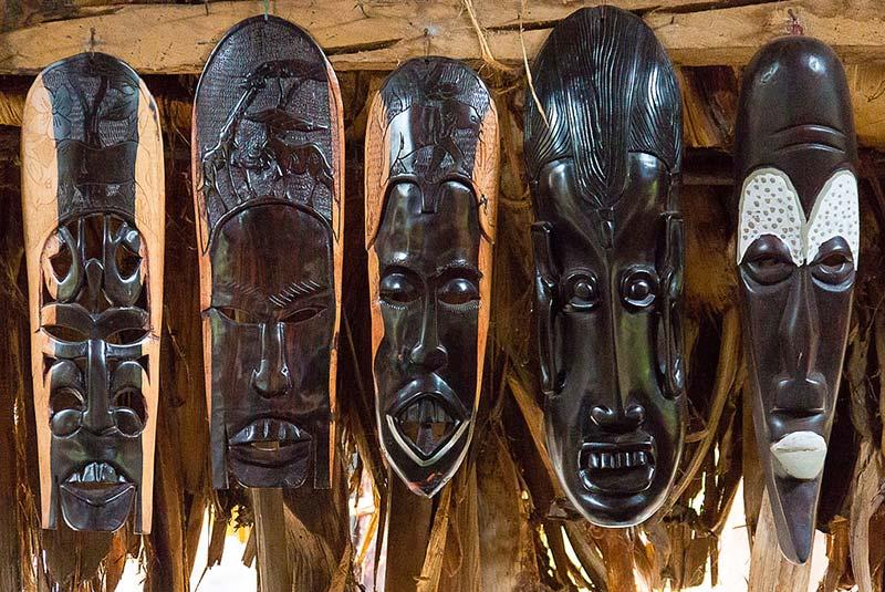 سوغات تانزانیا
