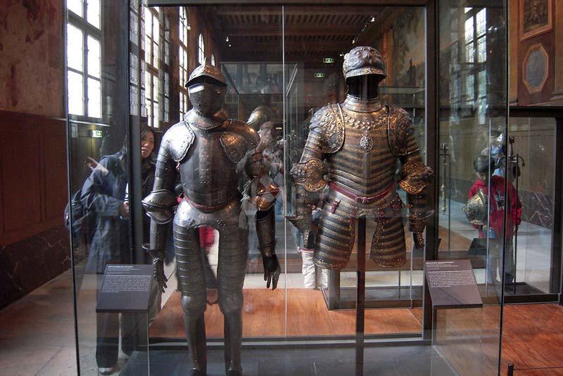 موزه نظامی انولید پاریس