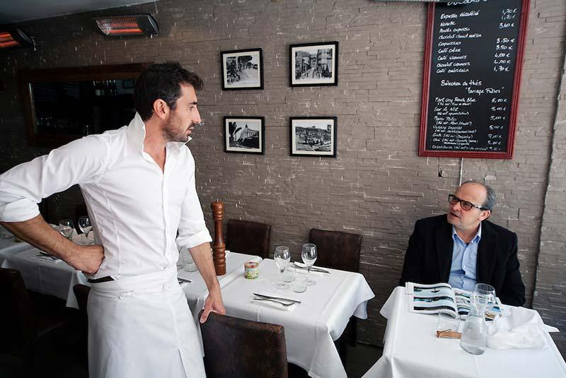 بهترین رستوران های کن - رستوران لو ست پلس