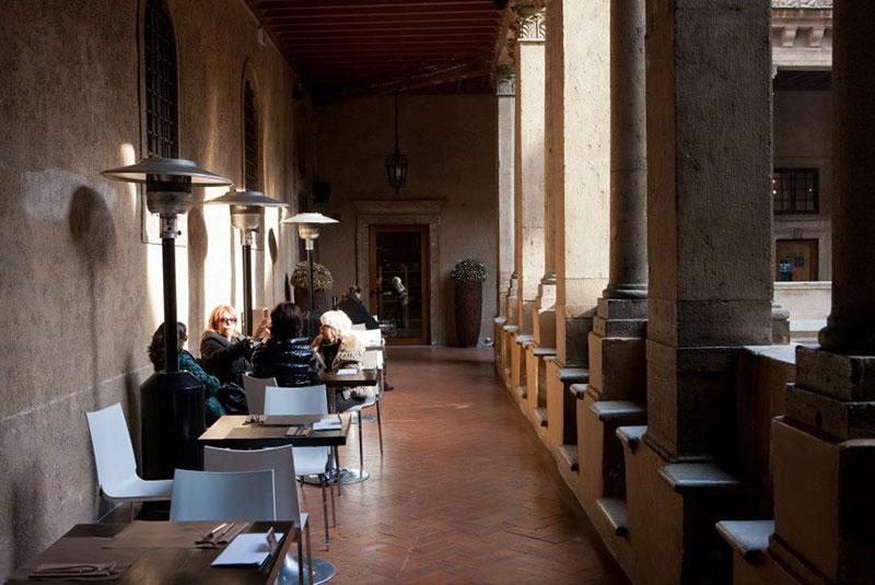 بهترین کافه های رم