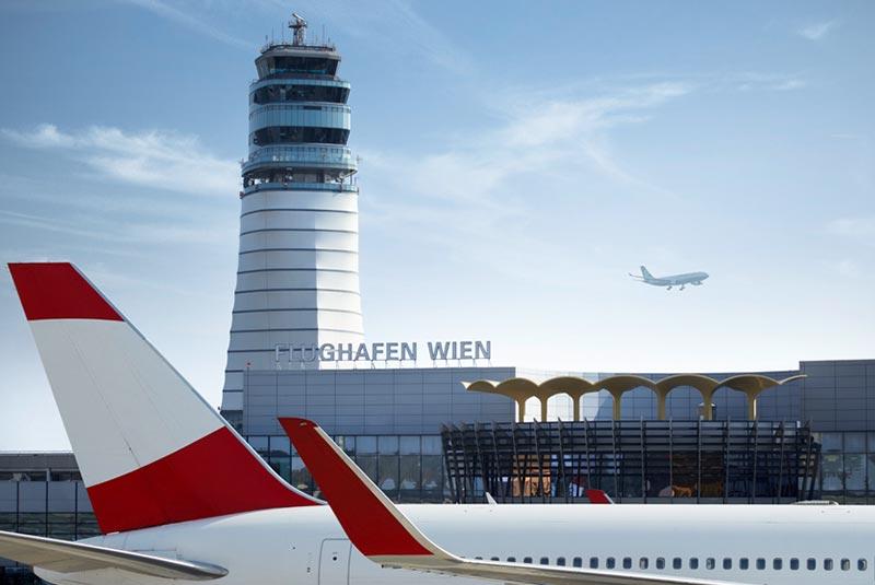 فرودگاه بین المللی وین در اتریش