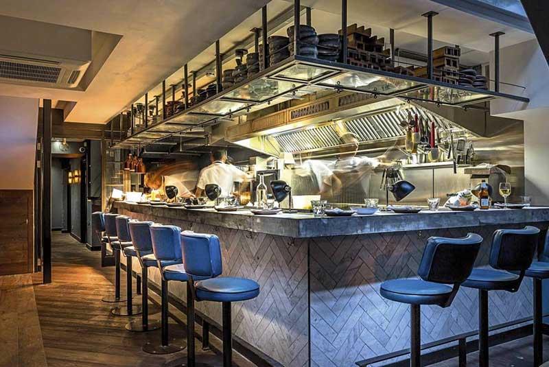 بهترین رستوران های لندن