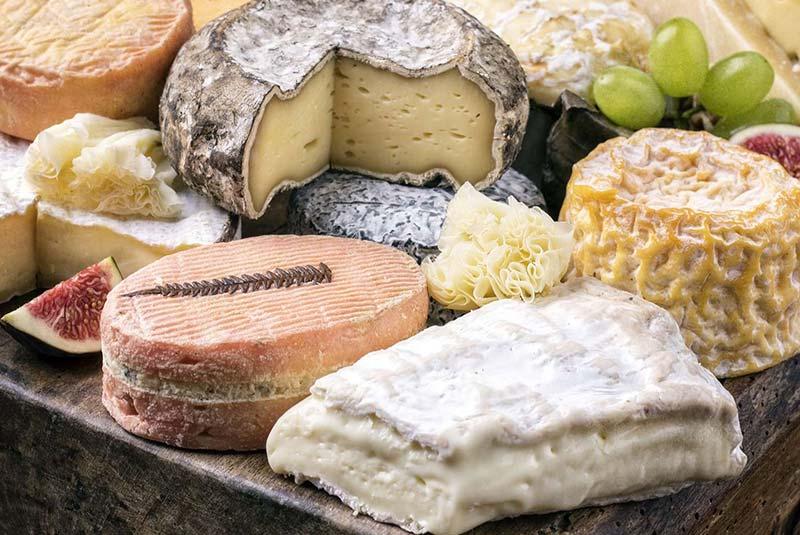 سوغات فرانسه - پنیر فرانسوی