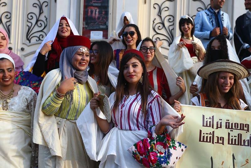 آداب و رسوم مردم تونس