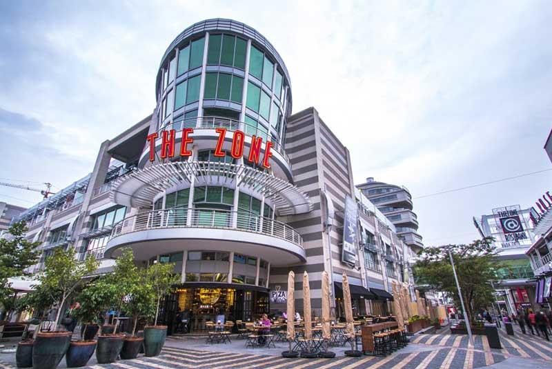بازار و مراکز خرید ژوهانسبورگ