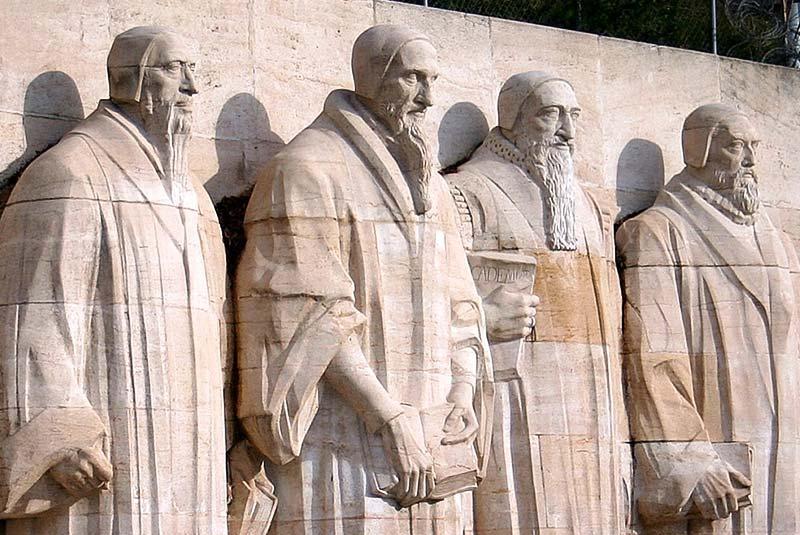 بنای یادبود اصلاحات ژنو