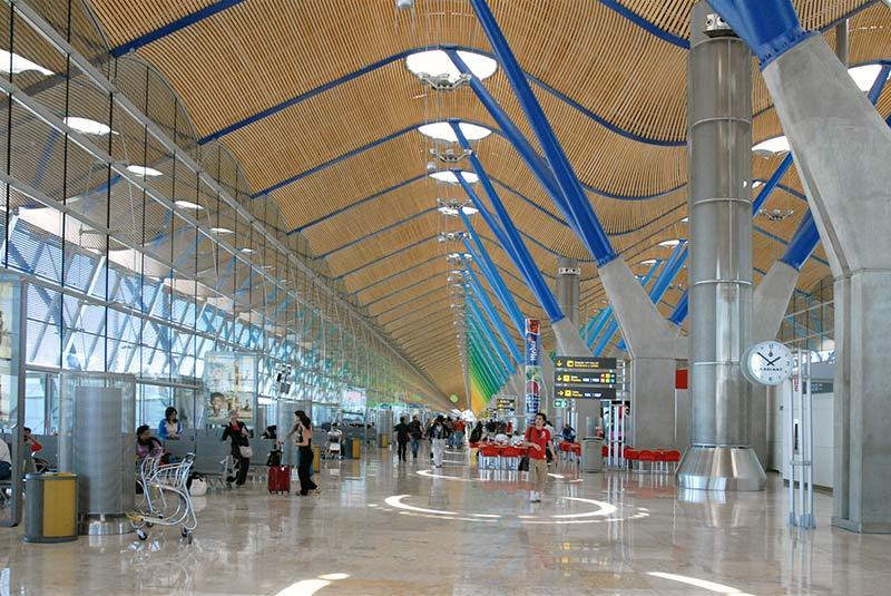 فرودگاه مادرید باراخاس