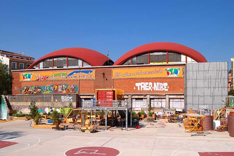 بازار سبادا در مادرید