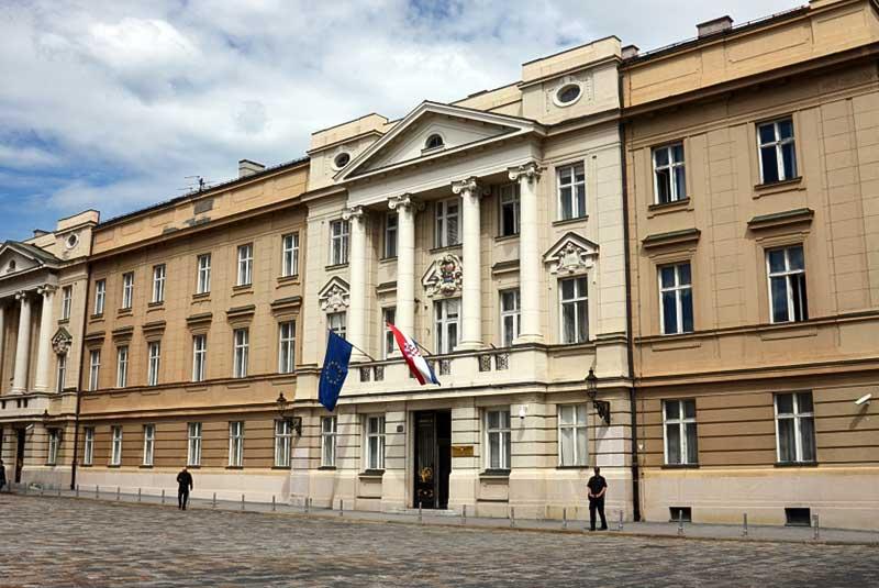ساختمان پارلمان کرواسی
