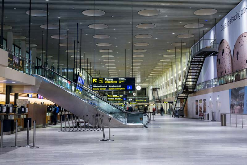 فرودگاه کپنهاگ
