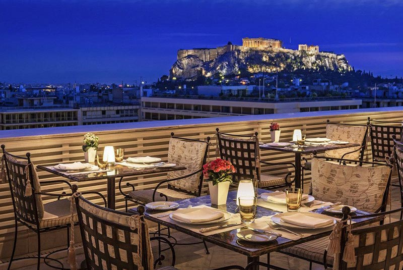 بهترین رستوران های آتن - رستوران دیونیسوس