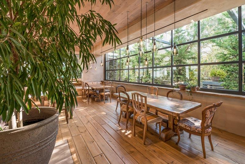 رستوران های گیاهی آتن