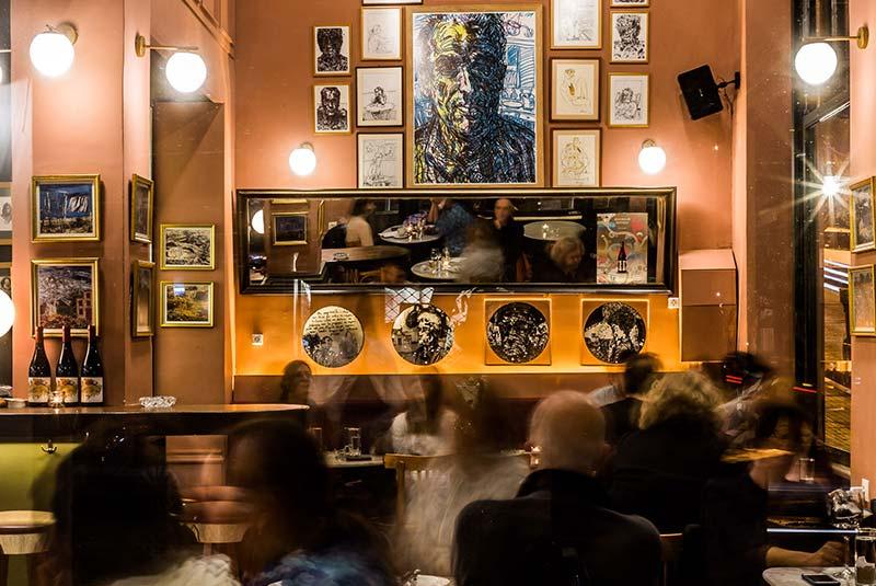 رستوران های ارزان آتن