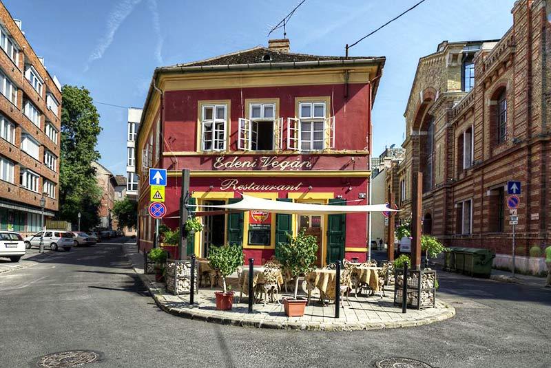 بهترین رستوران های گیاهی بوداپست