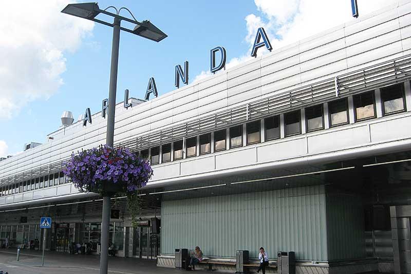 فرودگاه استکهلم آرلاندا