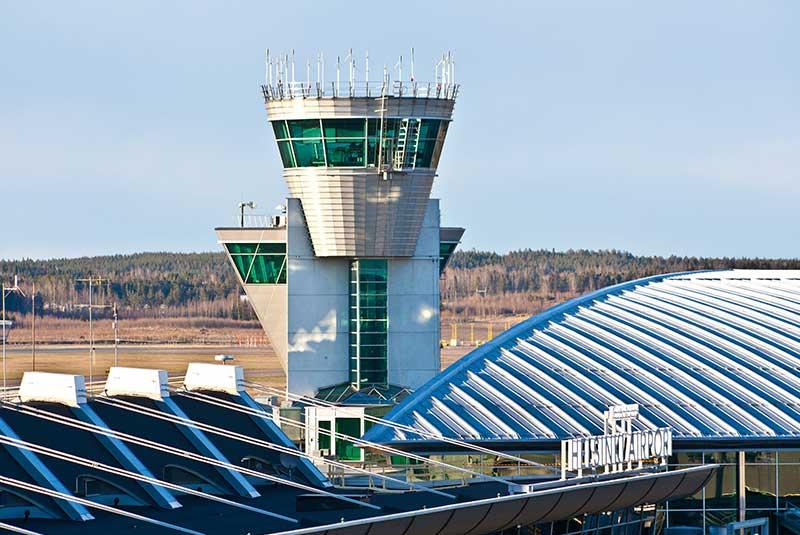 فرودگاه هلسینکی