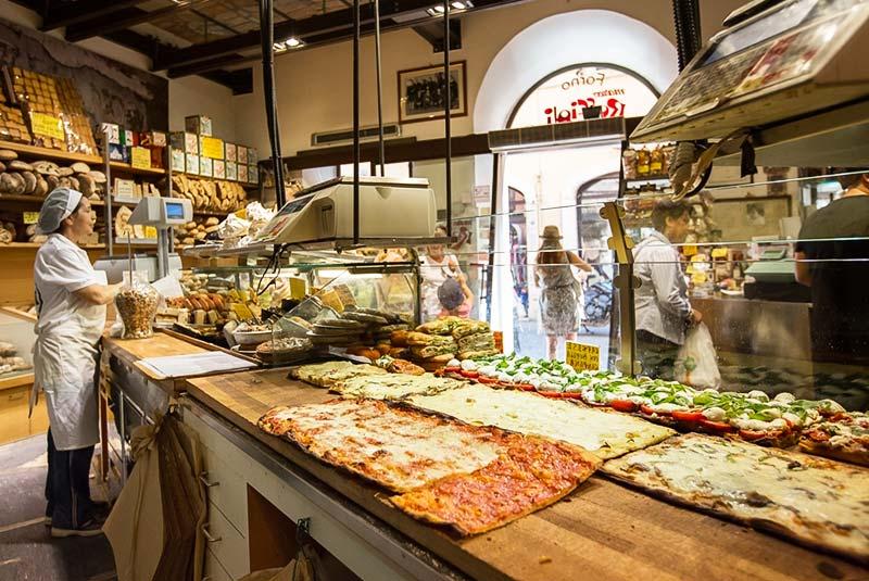 رستوران های ارزان رم