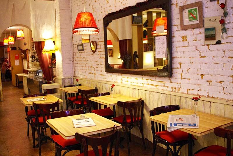 رستوران های گیاهی بارسلونا