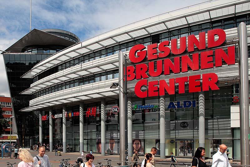 مراکز خرید ارزان برلین